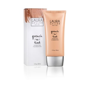 Laura Geller Quench-N-Tint Hydrating Foundation, Light