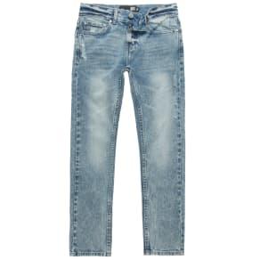 Rsq Acid Wash Tokyo Super Skinny Stretch Boys Ripped Jeans