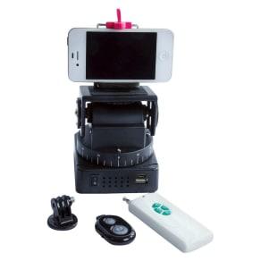 Zuma Pan Tilt Remote Control - Black (Z-800)
