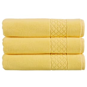 Christy Buttercup 'Serenity Towel