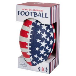 Wemco Americana Football, Multi-Colored