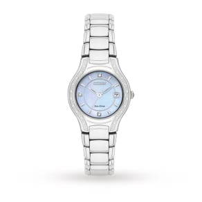 Exclusive Citizen Eco-Drive Ladies Watch