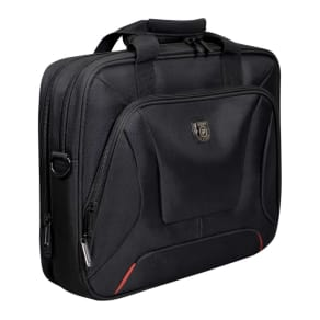 "Port Designs Courchevel 13.3"" Laptop Case - Black, Black"