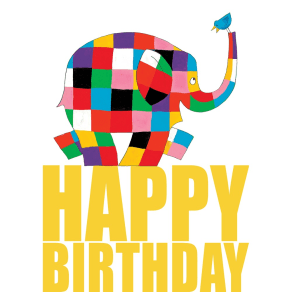 Hype Elmer Birthday Card