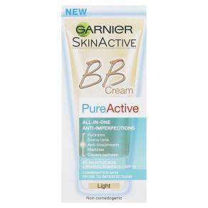 Garnier Pure Active Bb Cream Light 50ml