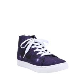 Disney Peter Pan Galaxy Hi-Top Sneakers