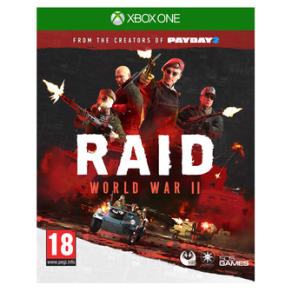 Raid World War Ii for Xbox One