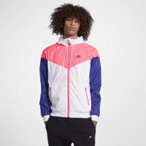 Nike Sportswear Windrunner Men's Jacket - White