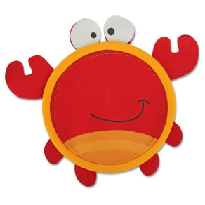 Stephen Joseph Fun Flyers - Crab, Red