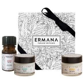 Ermana Natural Skincare Starter Gift Set