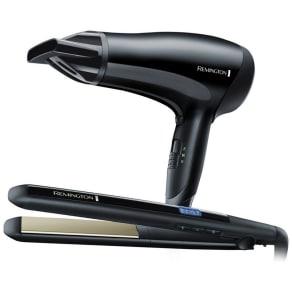 Remington - Black Haircare Gift Pack S5501gp