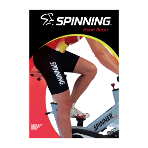 Spinning Heart Racer Dvd