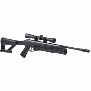 Crosman Tr77np .17 Caliber Air Rifle With Scope, Black