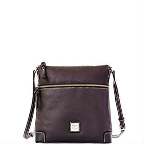 Dooney & Bourke New Pebble Crossbody - Black