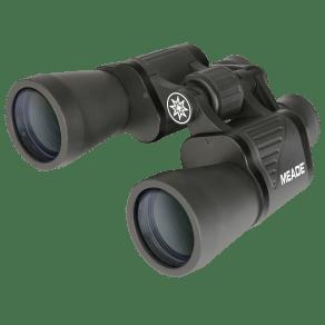 Meade Travelview 10x50 Binoculars, Rubber Armoring