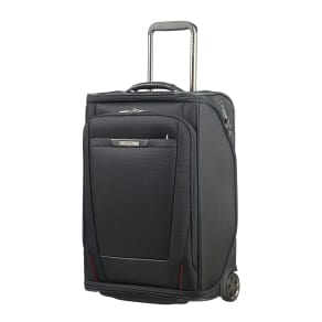 Samsonite Pro-Dlx5 Wheeled Cabin Garment Bag Black, Black