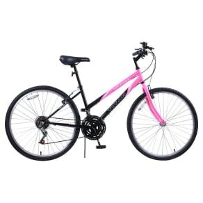 Titan Wildcat Women's 12-Speed, 15 Mountain Bike - Pink