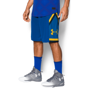 """Under Armour Space The Floor 11"""" Shorts - Mens - Royal/Black/Taxi"""