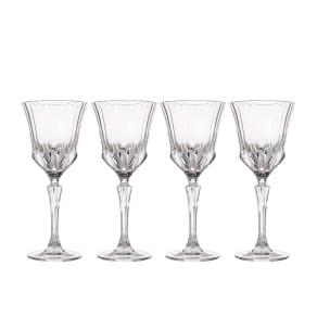Biba Royale Crystal Wine Glass Set of 4