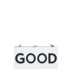Milly Good/Bad Box Clutch -