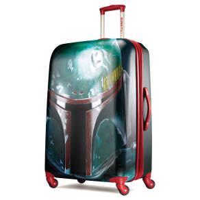 """American Tourister Star Wars 28"""" Spinner Boba Fett"""
