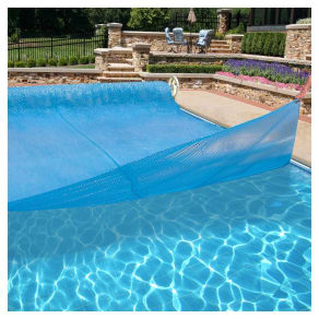 Blue Wave Solarplex Plus A/G Solar Blanket 12' Rd 8-Mil - Blue