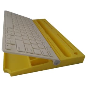 Mini Bluetooth 6 in 1 Keyboard, Stand and Organizer