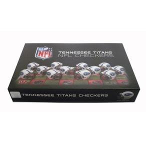 Rico Tennessee Titans Checker Set