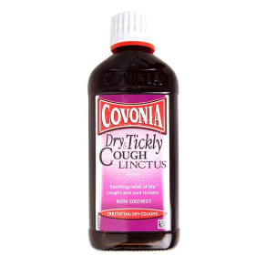 Covonia Dry & Tickly Cough Linctus 180ml
