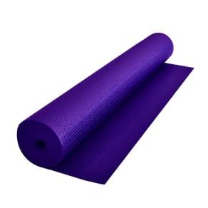 Dragonfly Studio Standard Yoga Mat - Purple (4mm)
