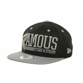 Famous Think Fast Snapback 9fifty Cap