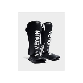 Venum Stand Up Shinguards - Black - Mens