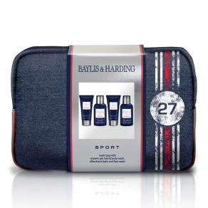 Baylis & Harding Sport Citrus Washbag