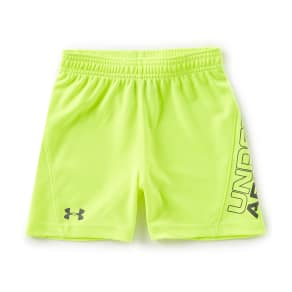 Under Armour Little Boys 2T-7 Kick Off Shorts