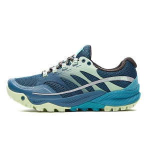 outlet store 52777 da8dd Merrell All Out Charge Women039s - Blue - Womens