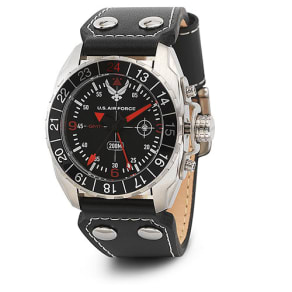 Wrist Armor U.S. Air Force C3 Watch - Black