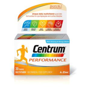 Centrum Performance - 30 Tablets