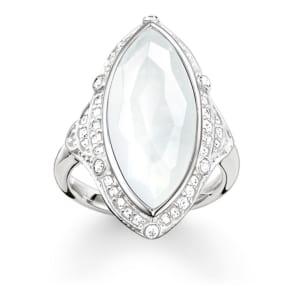 Thomas Sabo Ring White Tr2041-690-14-54