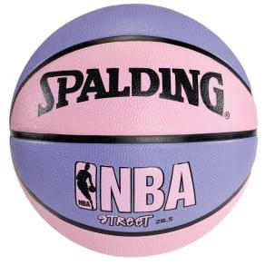 Spalding Nba Street Basketball - Pink/Purple