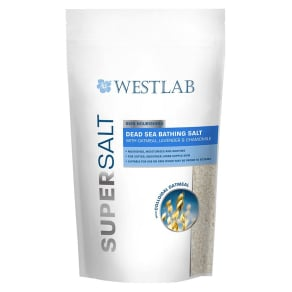 Westlab Supersalt Skin Nourishing Dead Sea Bathing Salt 1kg
