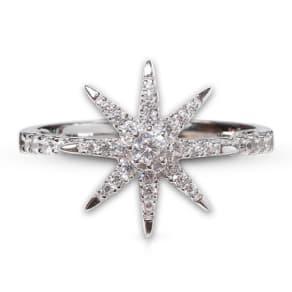 Carat Stella Vega Silver Ring