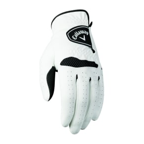 Callaway Xtreme 365 L Golf Glove - White, Multicolored