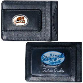 Siskiyou Oregon State Beavers Ncaa Magnetic Money Clip and Card Holder, Men's