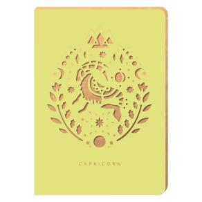 Portico Zodiac Collection A6 Notebook