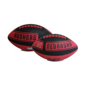 Jarden Sports Kids' Nebraska Cornhuskers Hail Mary Football