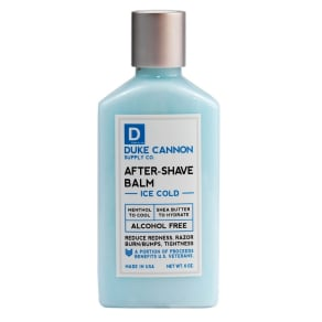 Duke Cannon Cooling After-Shave Balm - 6oz