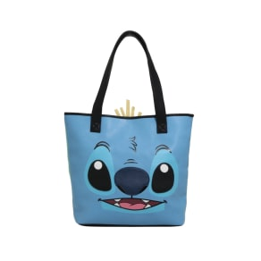 Loungefly Disney Lilo & Stitch Scrump & Stitch Dual Face Tote Bag