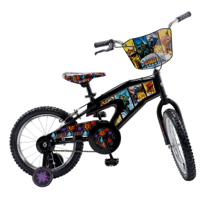 Cfg Skylanders B16 Kids Bicycle, Black