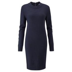 Henri Lloyd Nathalie Zipped Sweater Dress, Blue