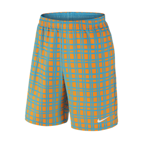 "Nikecourt Men's Printed 9"" (23cm Approx.) Tennis Shorts"